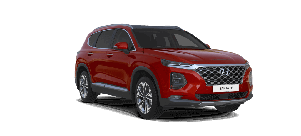 New Generation Santa Fe SE 2.2 CRDi 200PS Diesel 2WD