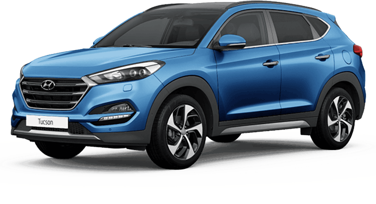 Tucson S 1.7 CRDi 116PS Blue Drive