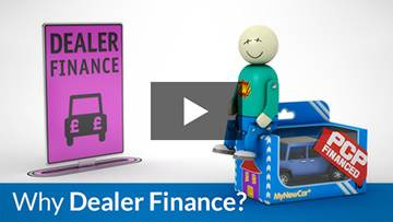 Learn More About Dealer Finance